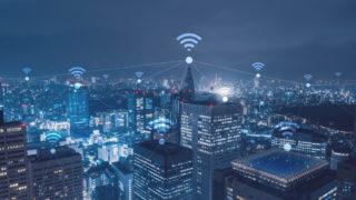 Wi-Fiの街